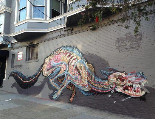 Peintures murales anatomiques