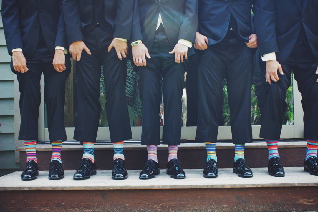 chaussettes excentriques