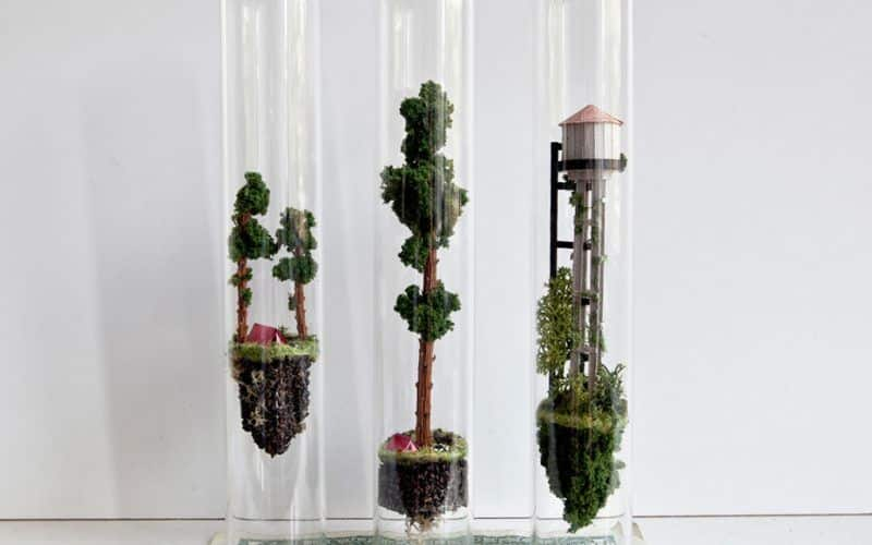 logements miniatures