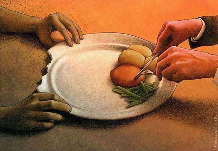 Illustrations satiriques-polonais-Pawel-Kuczynski