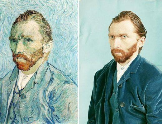 remakes modernes de peintures