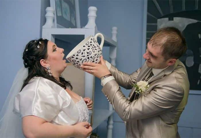 Prendre soin de sa nouvelle femme