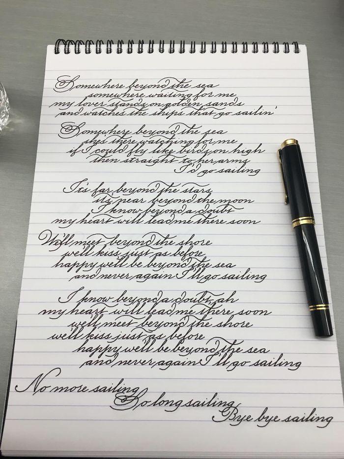 20 fois où des gens ont trouvé des exemples d'écriture si parfaite qu'ils n'ont pu s'empêcher de les partager (nouvelles images)