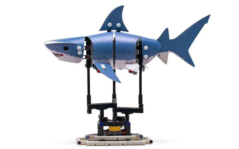 AdultesLes Visent Et Koi À Pour Nouveaux Poissons Requins Lego HeEYbWDI29