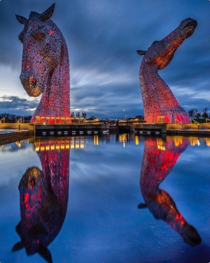 sculptures étonnantes