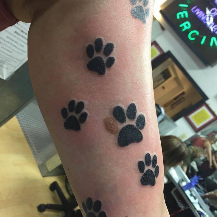 tatouages de cicatrices