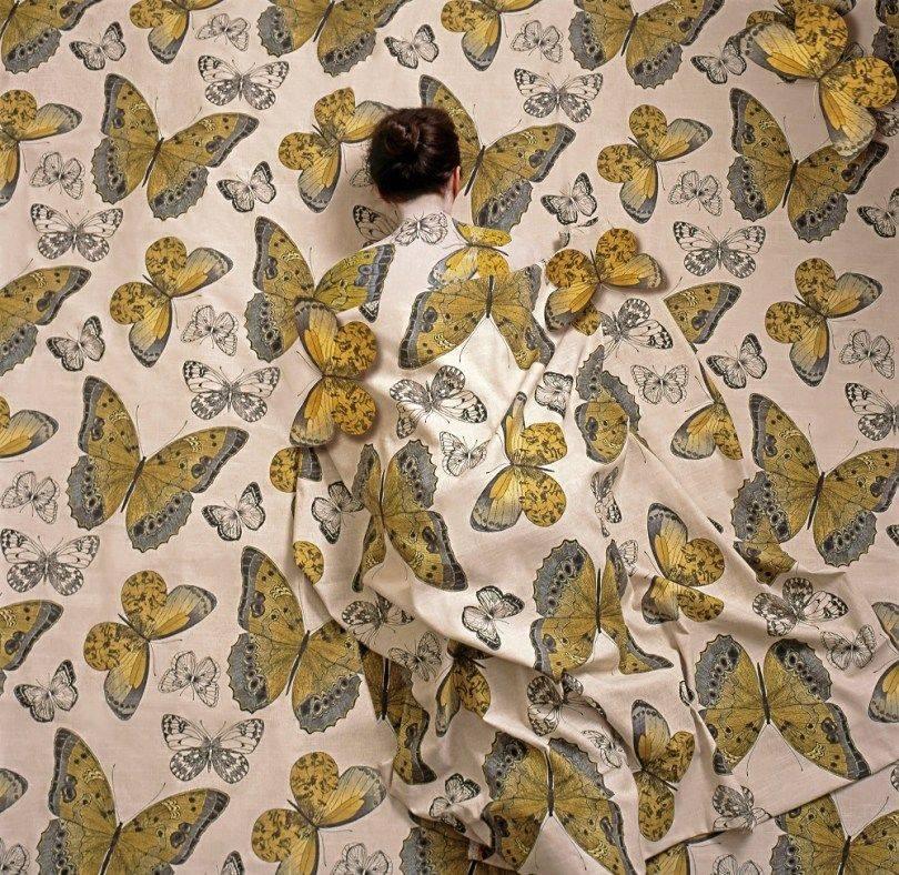 camouflage dans les tapisseries
