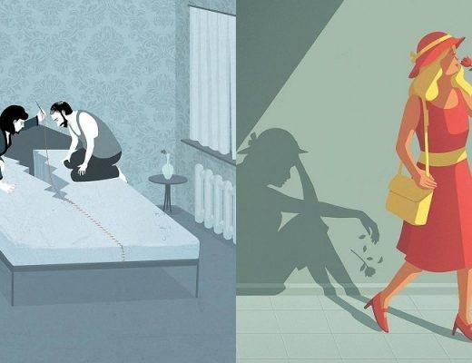 illustrations honnêtes de nos vies