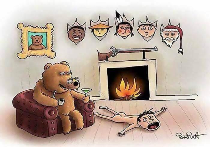 gouverné par des animaux