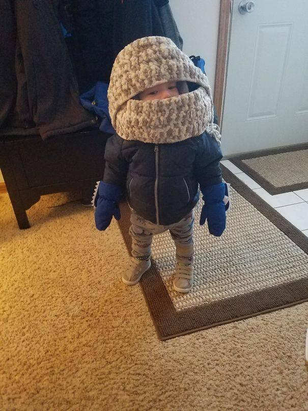 33 photos qui montrent à quel point il fait froid en Amérique du Nord en ce moment