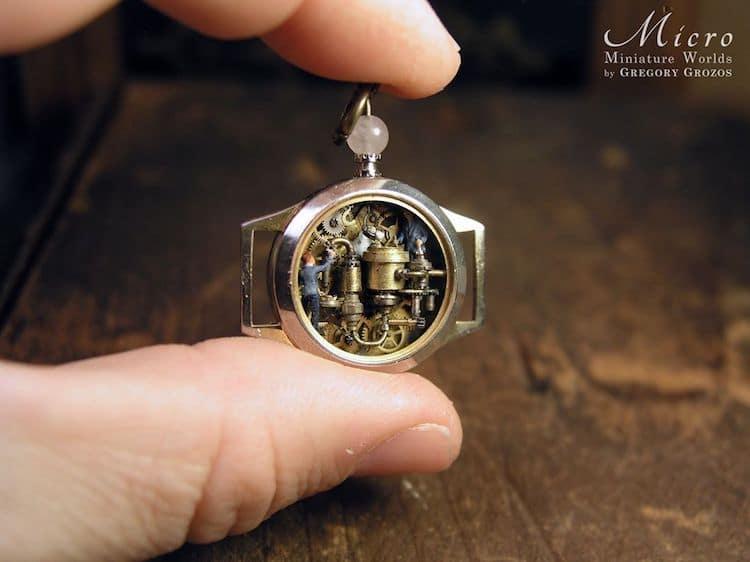 montres de poche