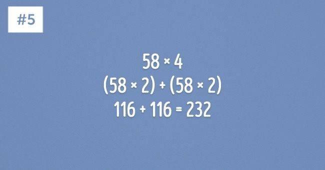 astuces mathématiques