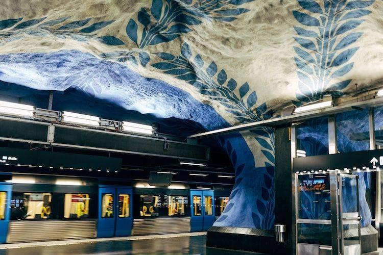 Plus belles stations de métro