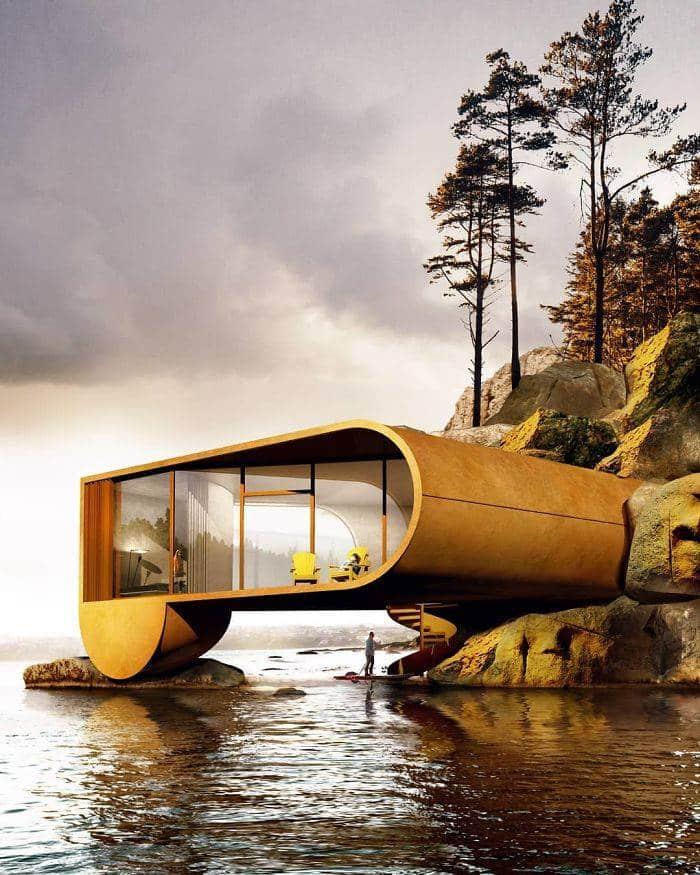 maisons innovantes