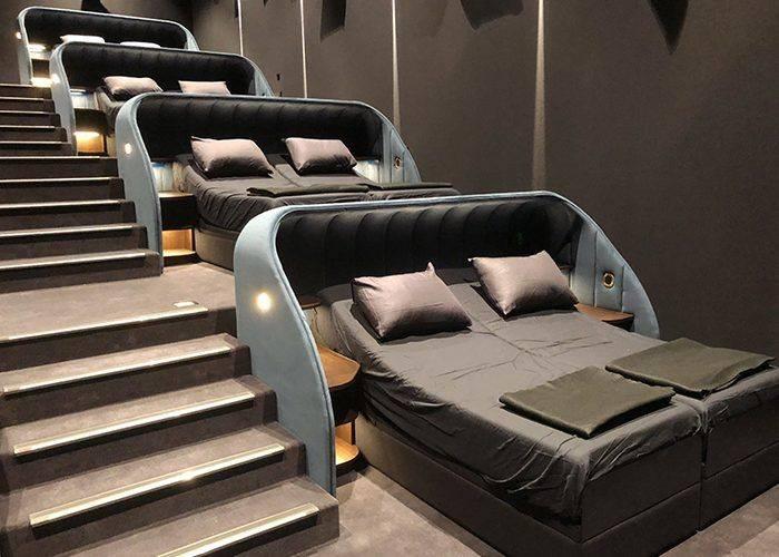 salle de cinéma Suisse