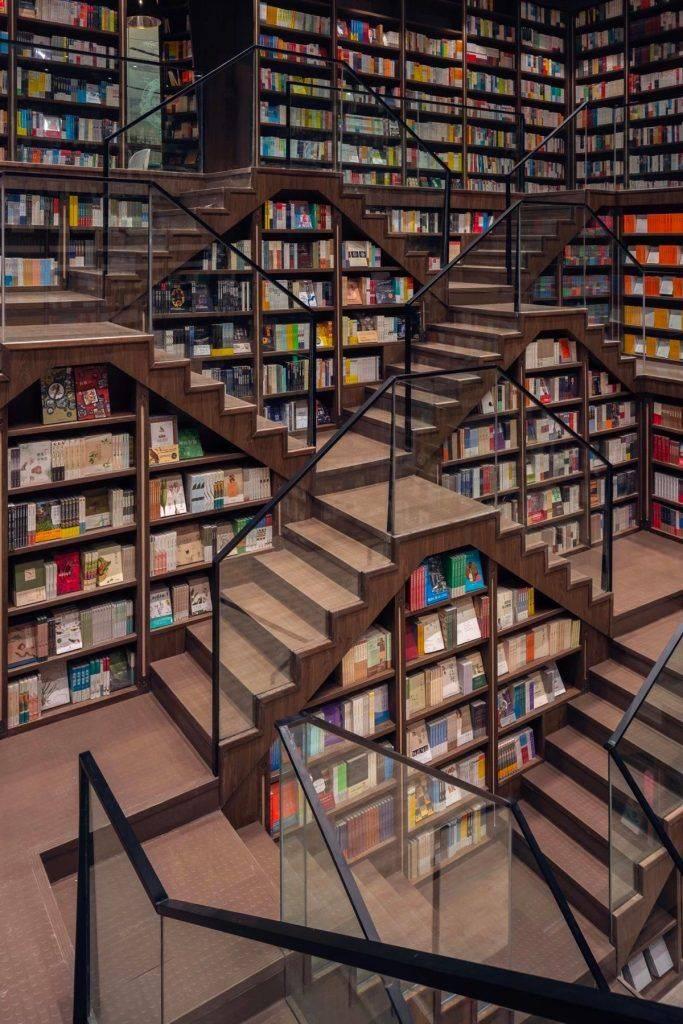 librairie chinoise