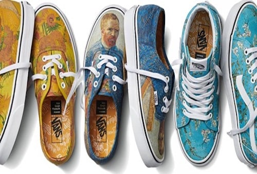 ligne de mode Van Gogh