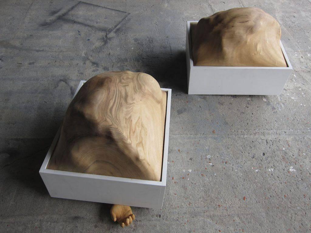 sculptures en bois