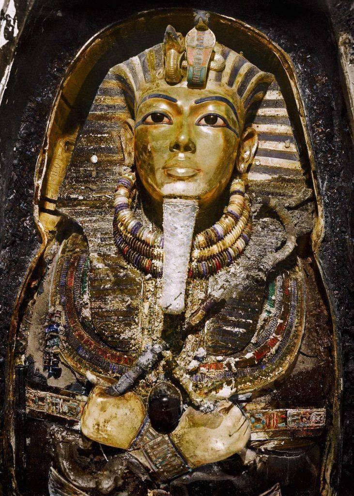 tombe du roi  Toutânkhamon