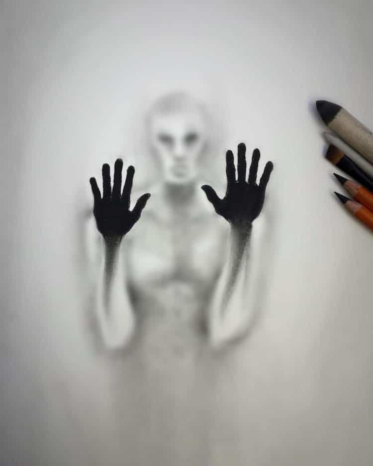 figures fantomatiques