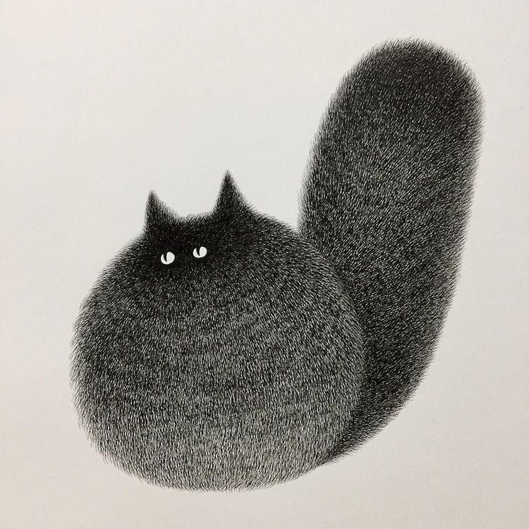 dessiner parfaitement votre chat