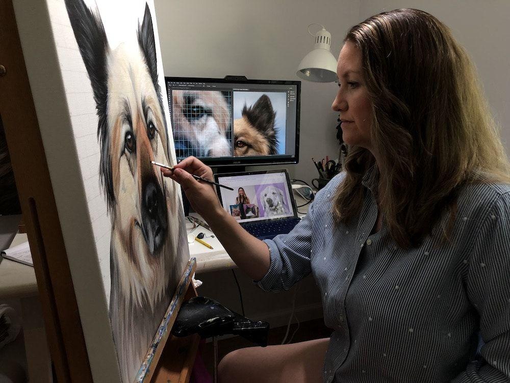 portraits d'animaux