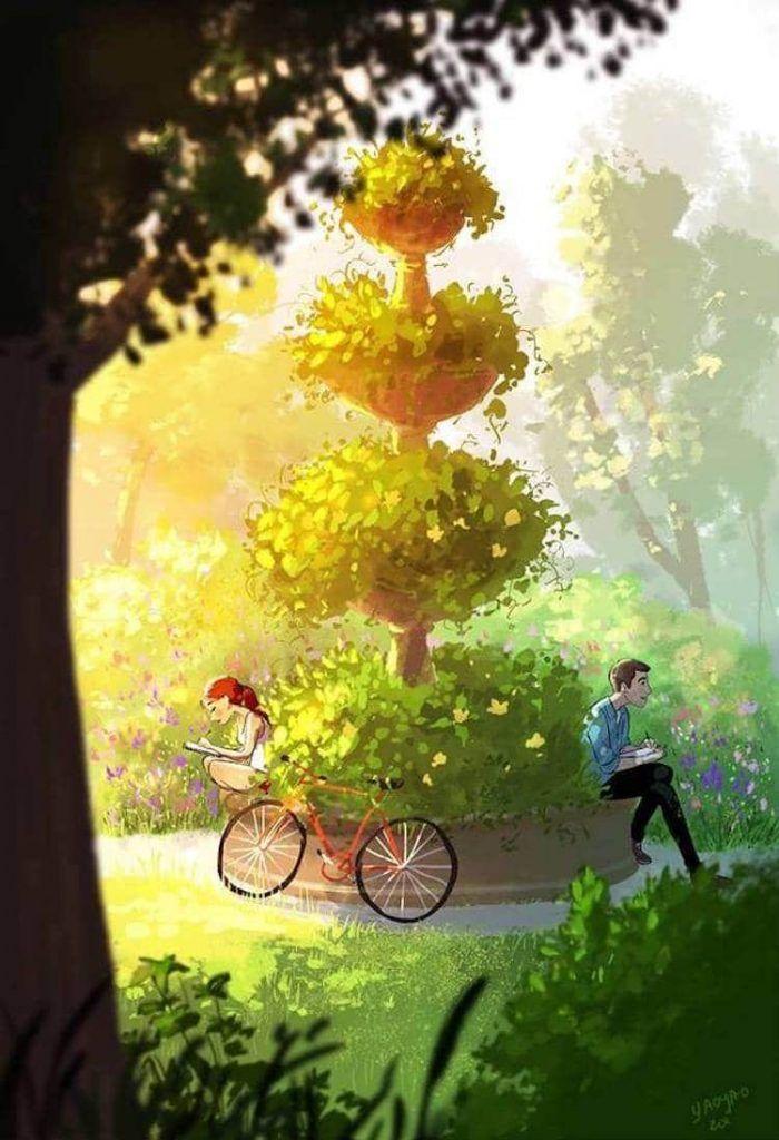 illustrations de Ma Van As