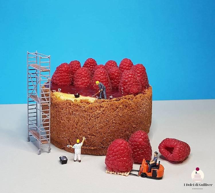 transforme des gâteaux