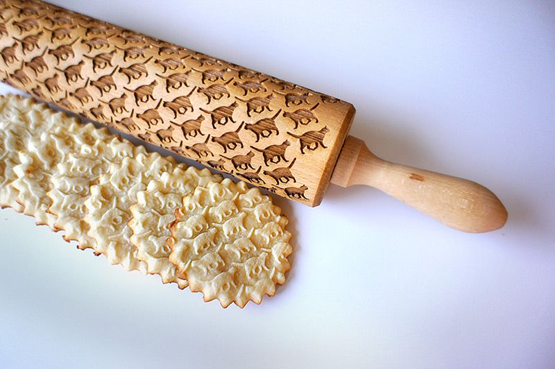 rouleaux à pâtisserie