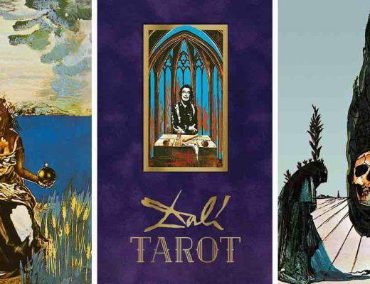 cartes de tarot Salvador Dalí