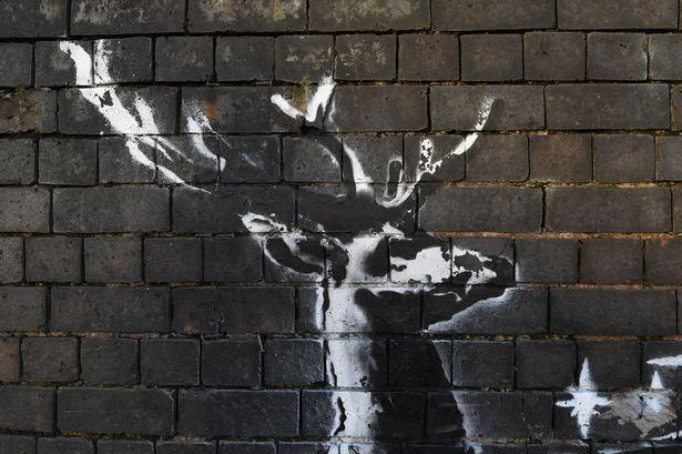 Banksy sans-abri