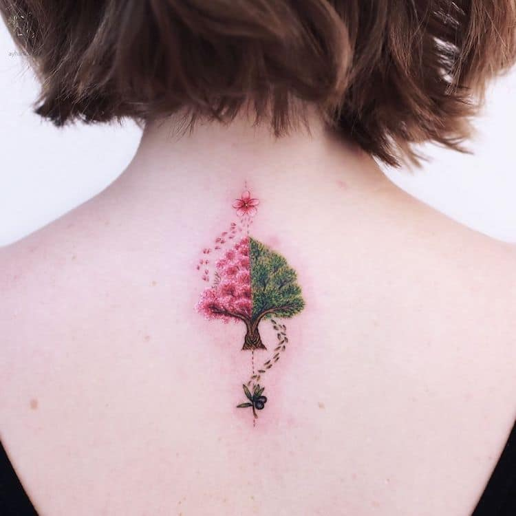 jolies tatouages