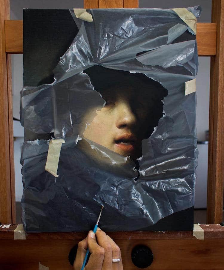 peintures incroyablement réalistes