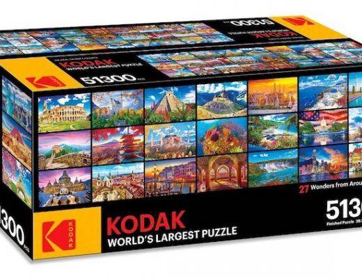 plus grand puzzle du monde