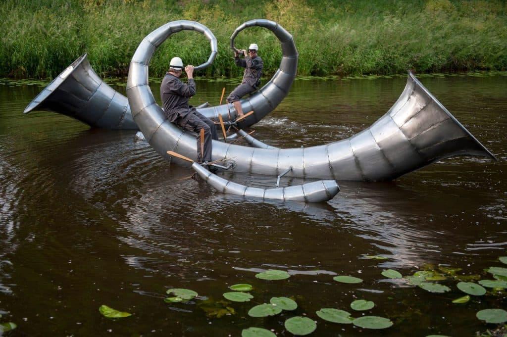 Jardin des délices flottant Bosch