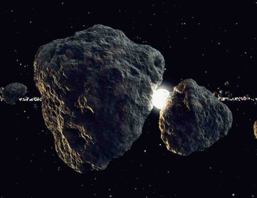 astéroïdes du système solaire