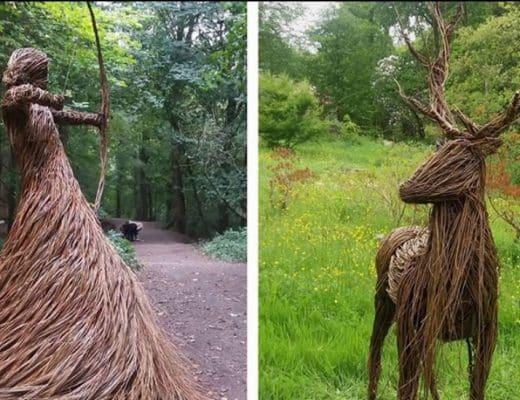sculptures grandeur nature
