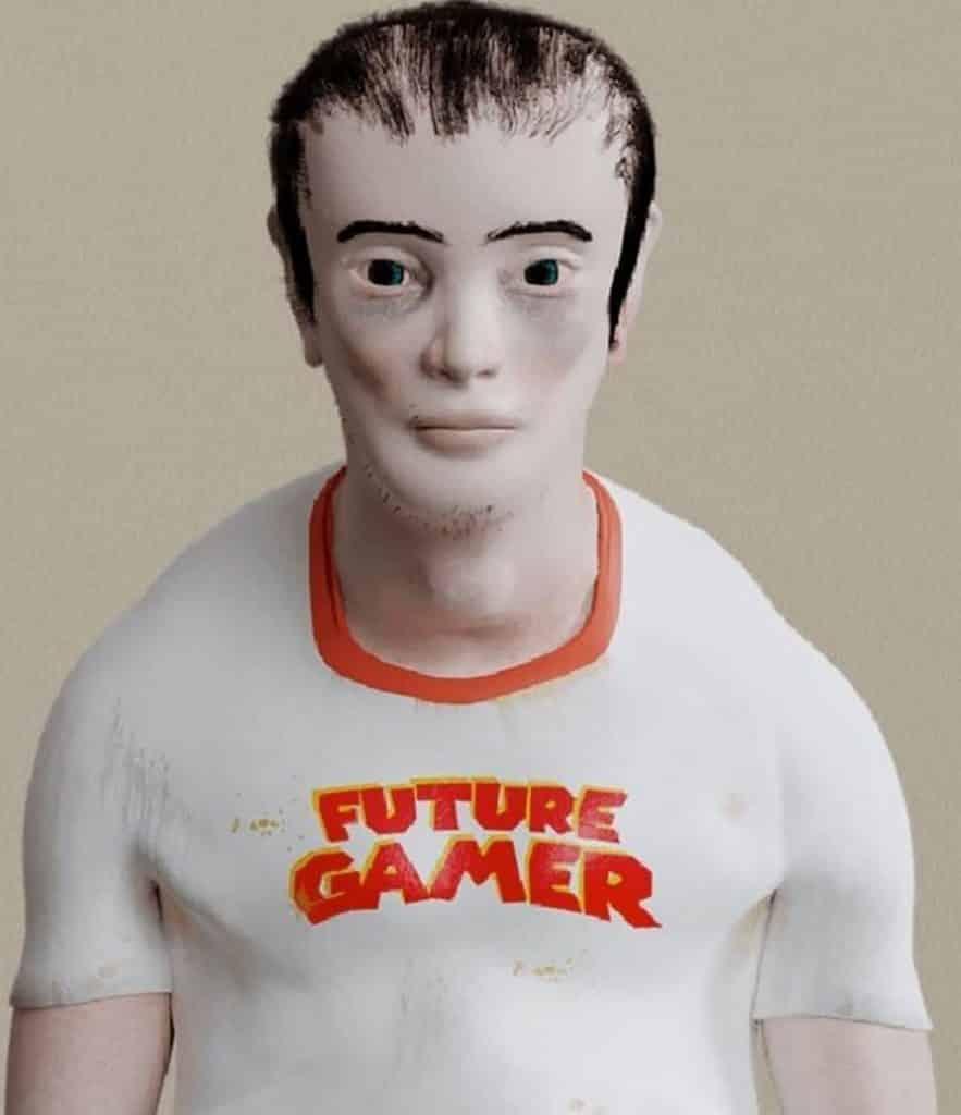 mannequin  gamers