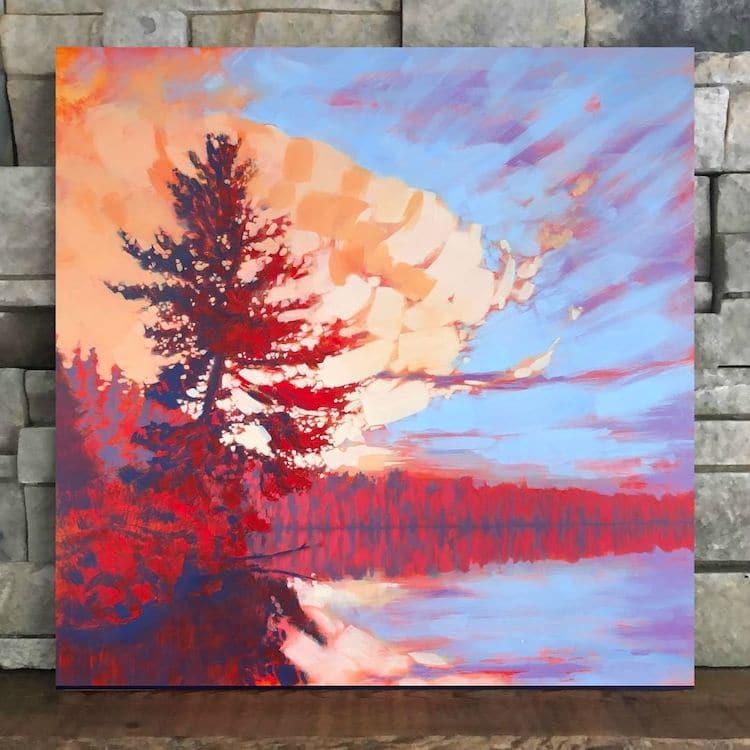 peintures impressionniste