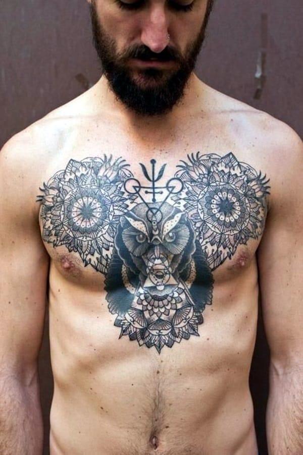tatouages géométriques