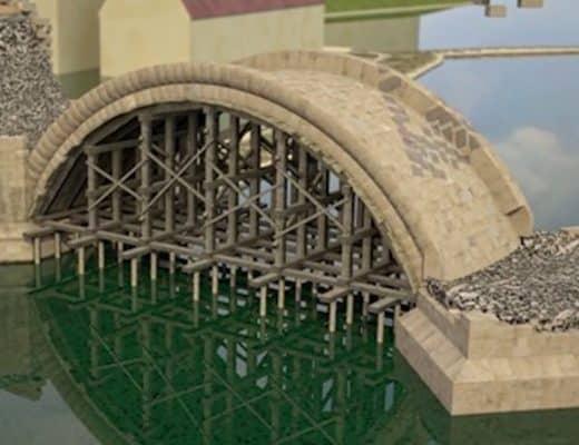 ponts ont été construits