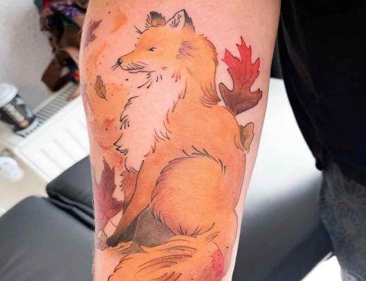 tatouages d'automne