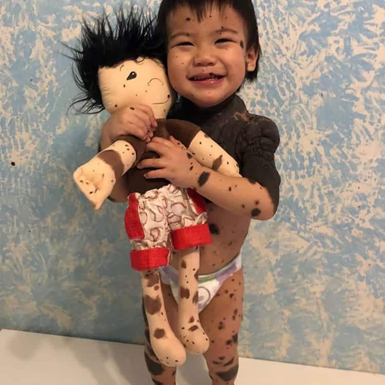 poupées sosies