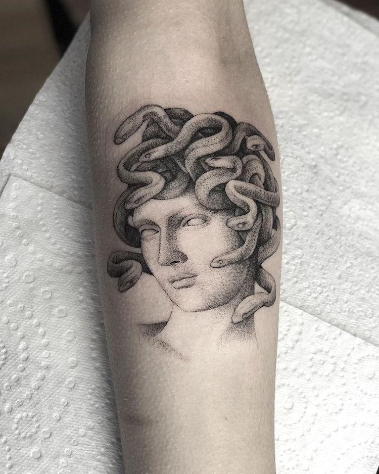 tatouages gothiques