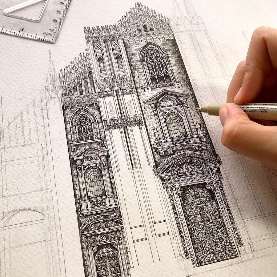 architecture du monde