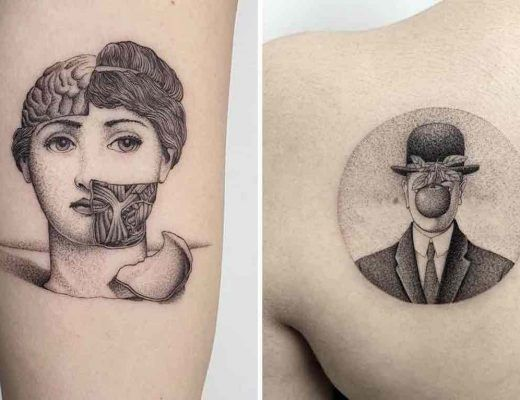 Tatouages surréalistes