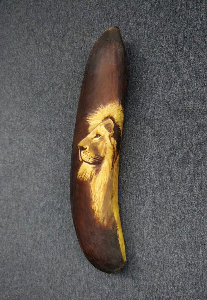Art de la banane