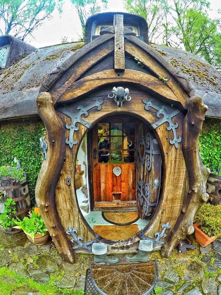 maison de Hobbit