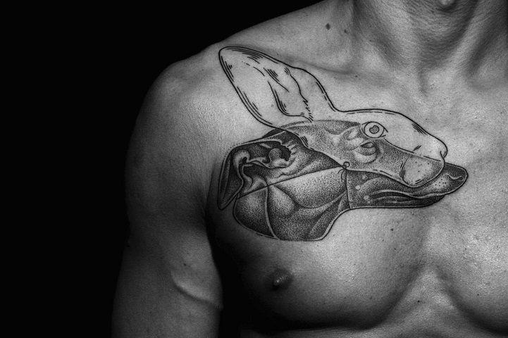 tatouages simples