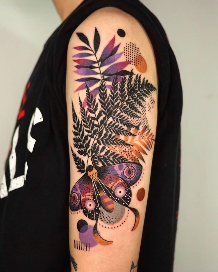 tatouages d'animaux
